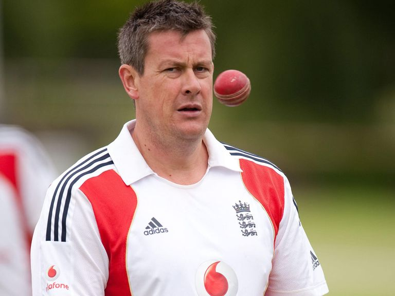 Ashley Giles: Could make changes