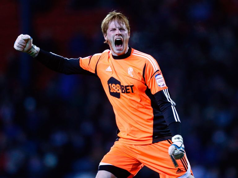 Adam Bogdan: Hoping to return at the weekend