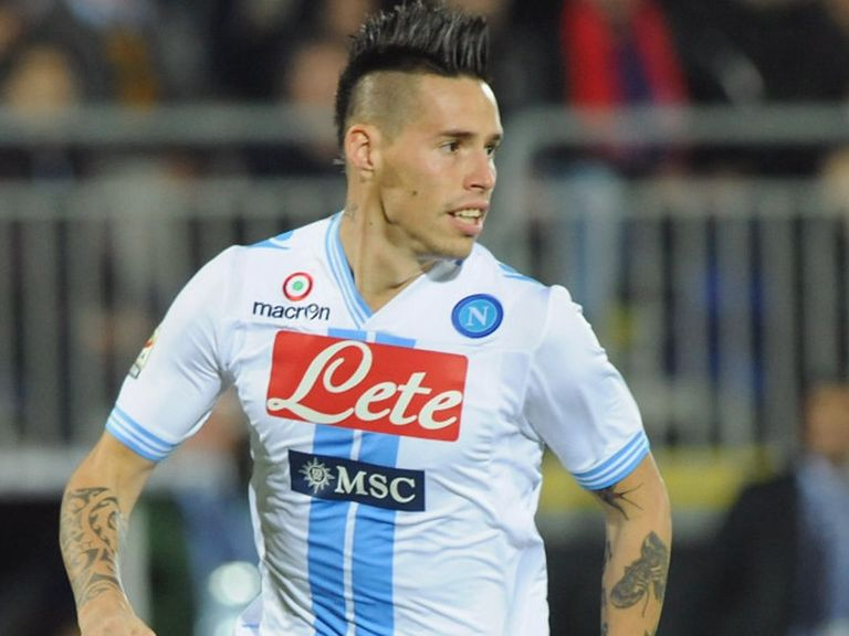Marek Hamsik: Robbed at gunpoint
