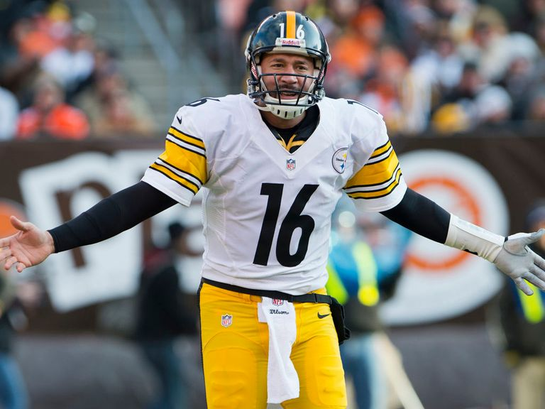 Charlie Batch: Threw three interceptions