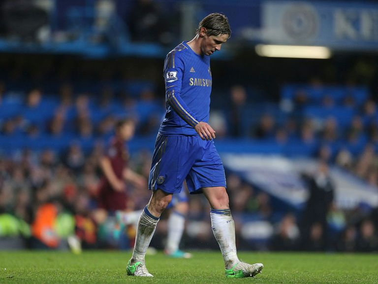 Fernando Torres: Can improve, says Bentiez