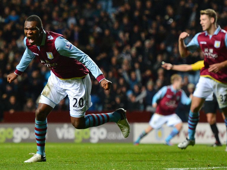 Christian Benteke: Making his mark