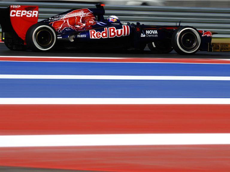 Daniel Ricciardo: Helped Toro Rosso to ninth place