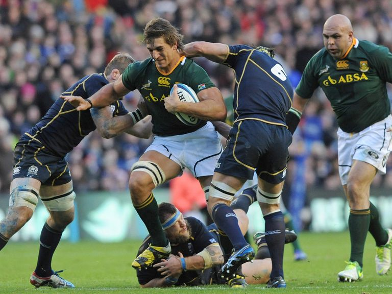 Eben Etzebeth: Hearing on Tuesday