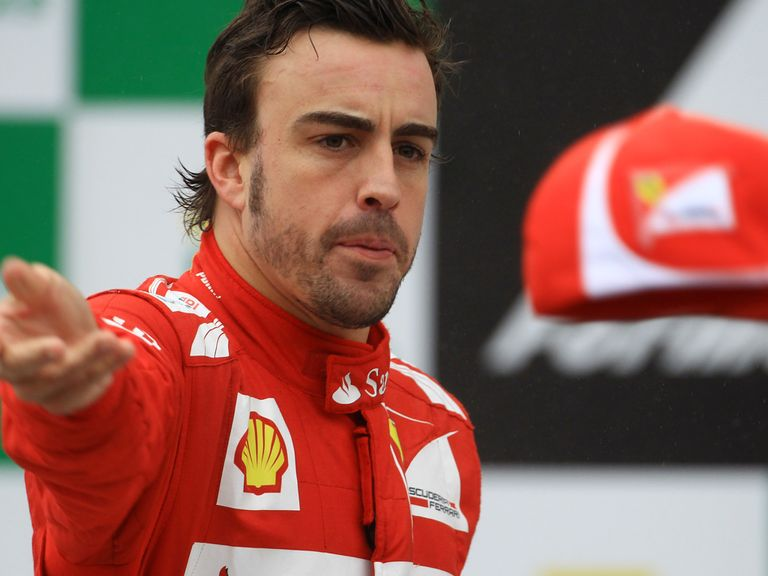 Alonso: Lost out to Vettel by just three points