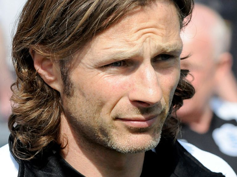 Gareth Ainsworth: Scored for Wycombe