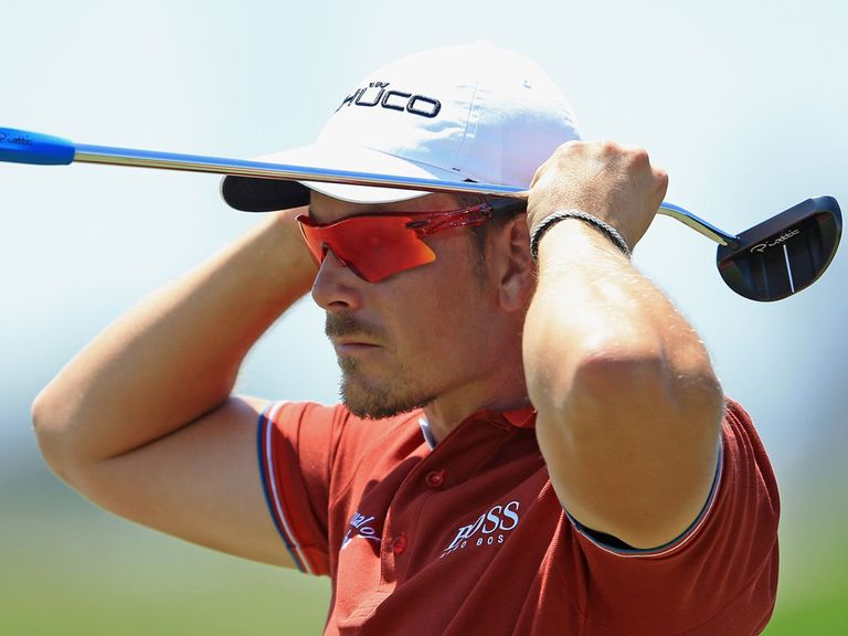 Henrik Stenson: Leads the way in South Africa