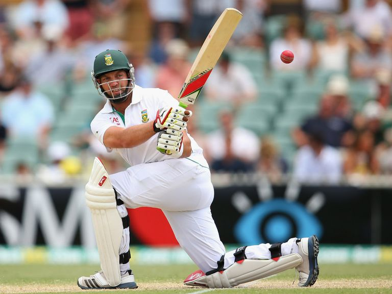 Kallis: Picked up hamstring injury in second Test