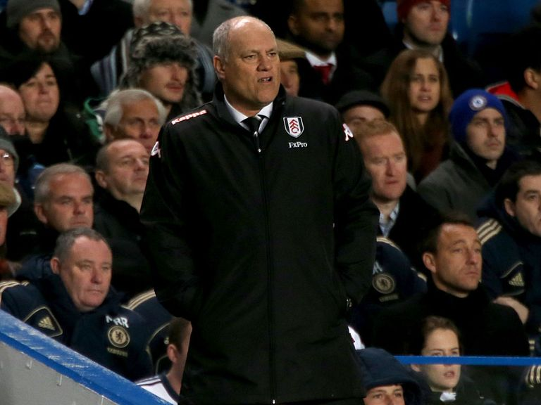 Martin Jol: Looking to bring in new faces at Craven Cottage