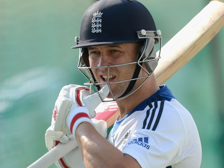 Jonathan Trott: Backed to rediscover his form