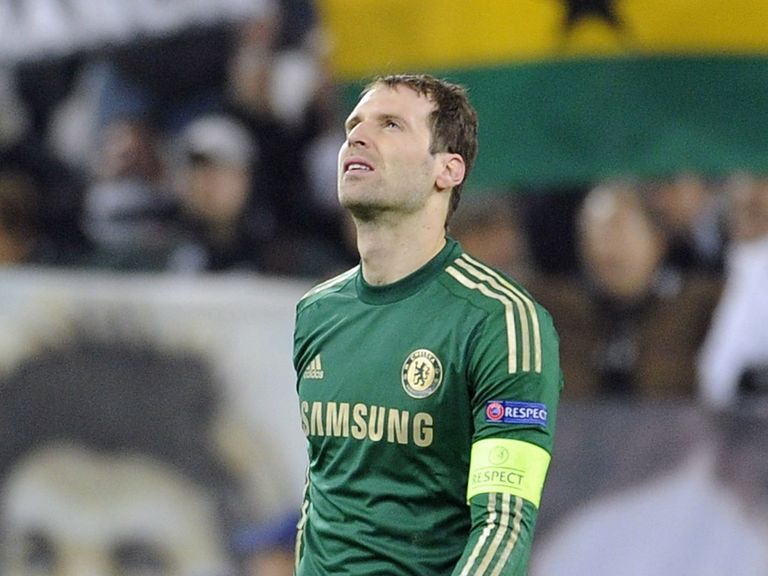 Petr Cech: We can still finish the year with a major trophy