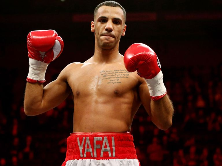 Khalid Yafai: December date with Spaniard Jorge Perez