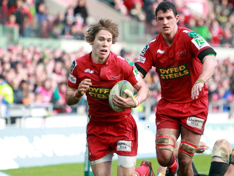 Liam Williams: Earned man-of-the-match award