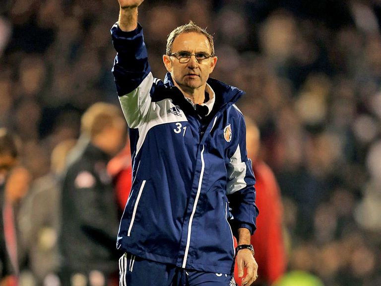 Martin O'Neill: Targets success