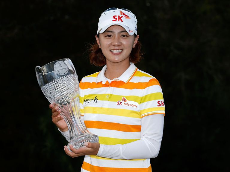 Na Yeon-choi: Win in Florida