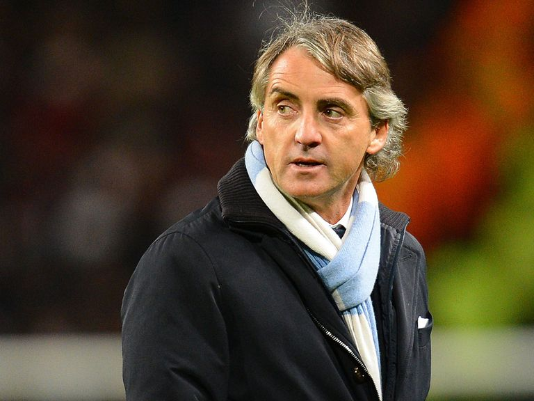 Roberto Mancini: Derby games are unpredictable