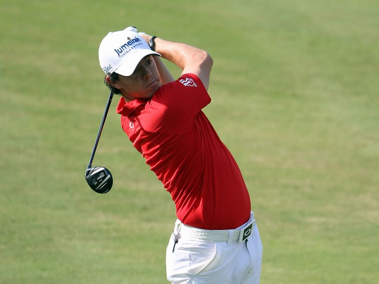 McIlroy: Backing for McGinley