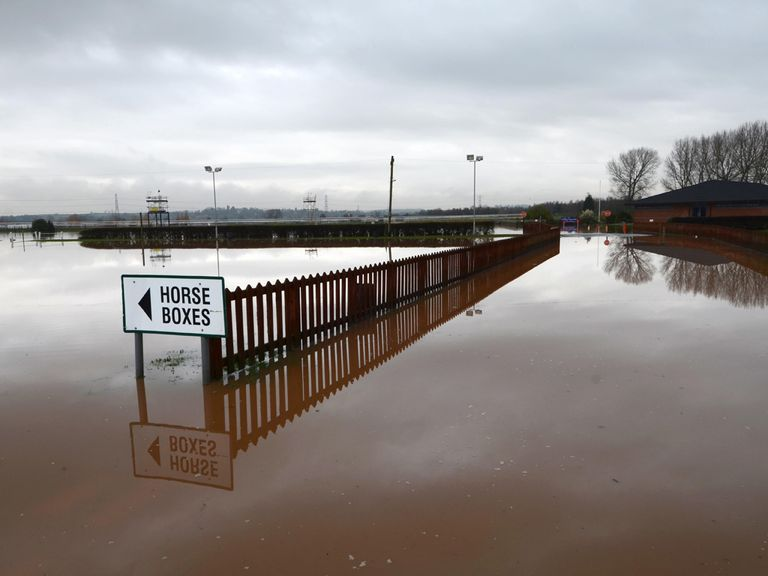 Southwell: Hoping to beat floods