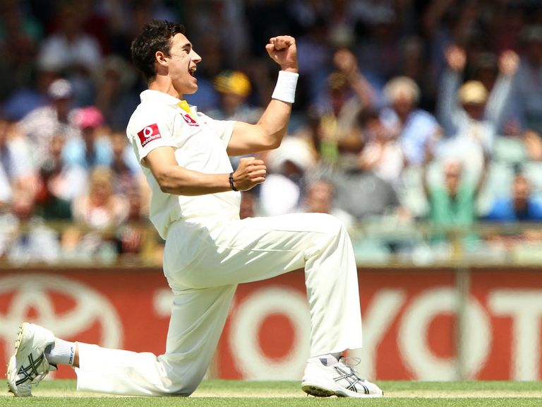 Mitchell Starc: Missed the Boxing Day Test