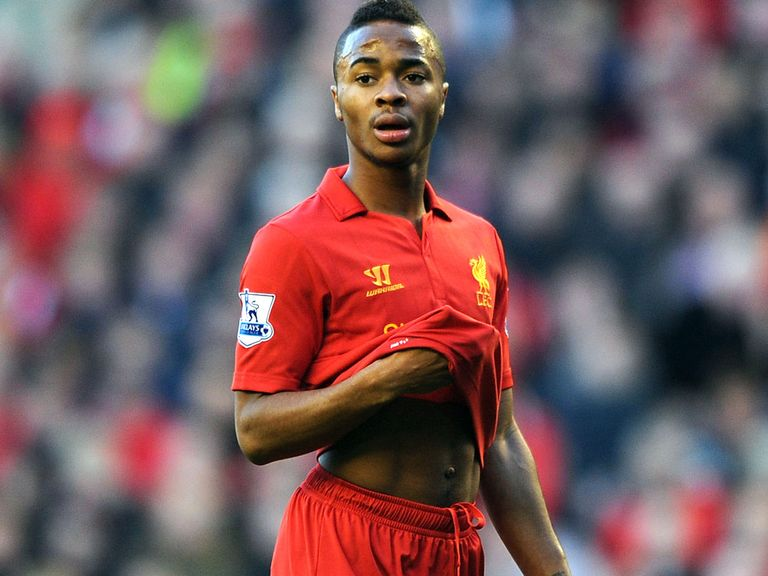Sterling: Expected to sign a new deal at Liverpool