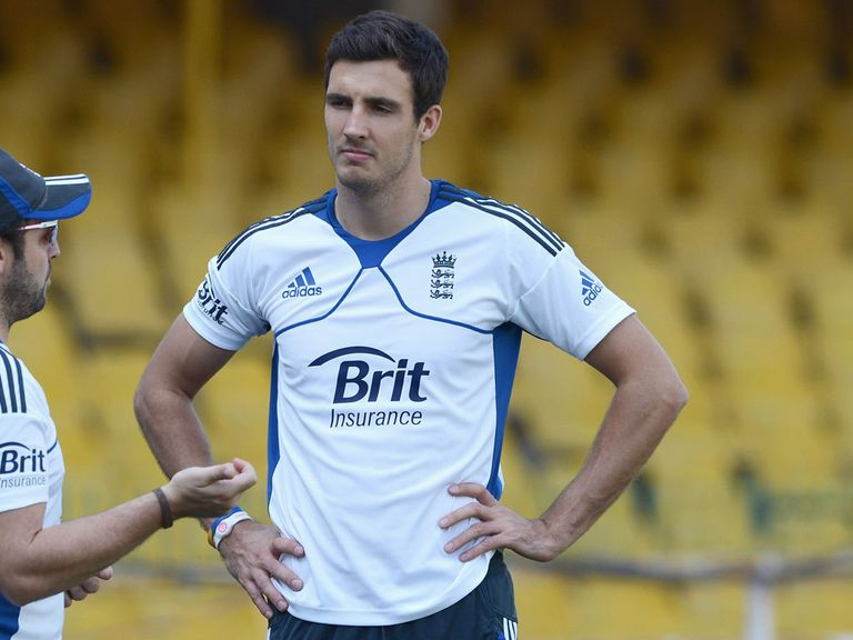 Steven Finn: Likely to feature in Kolkata