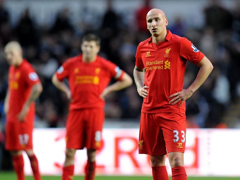 Jonjo Shelvey: Looking to force his way back in