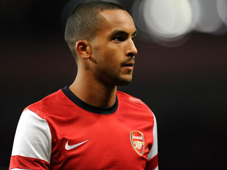 Walcott: Contract up at end of season