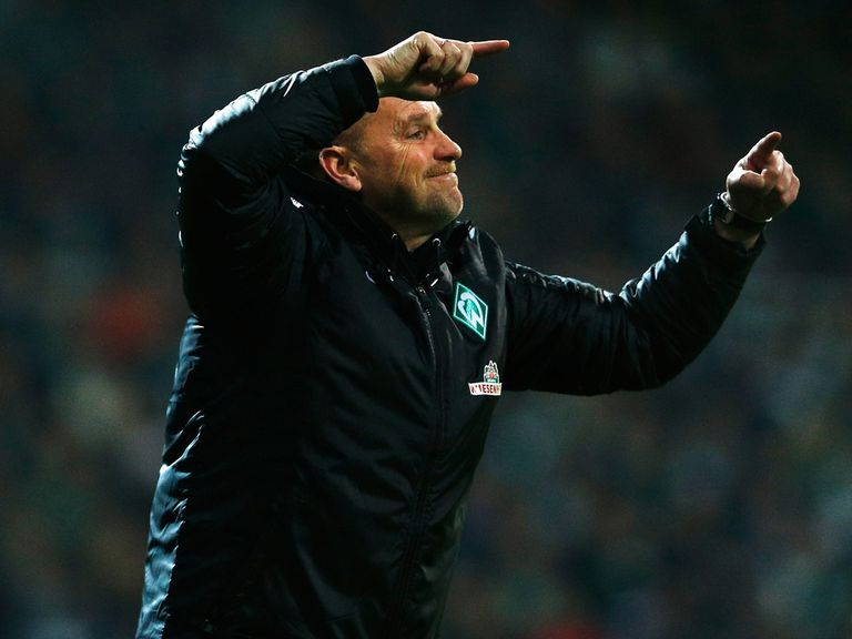 Thomas Schaaf: Guided Werder Bremen to victory