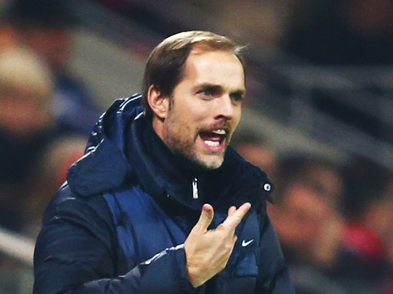 Thomas Tuchel: Linked with Schalke