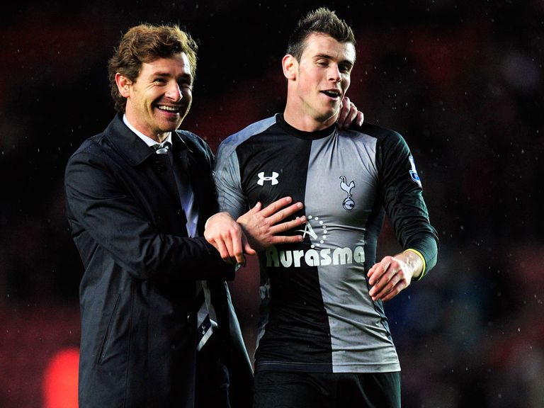 Andre Villas-Boas thinks Gareth Bale will stay