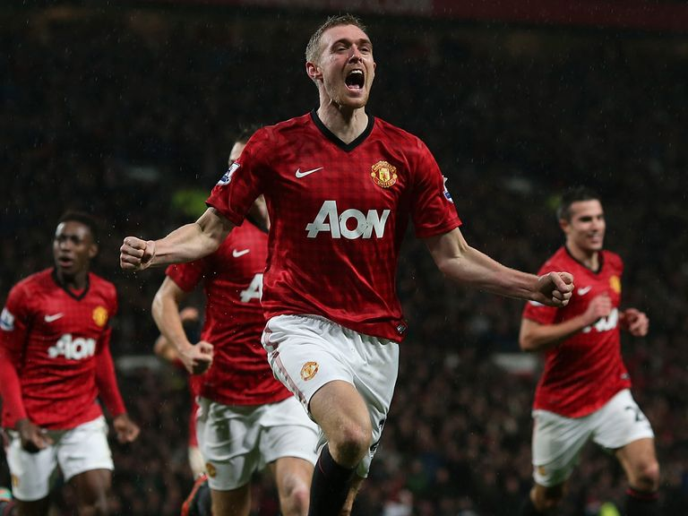 Darren Fletcher: Believes United have the best squad