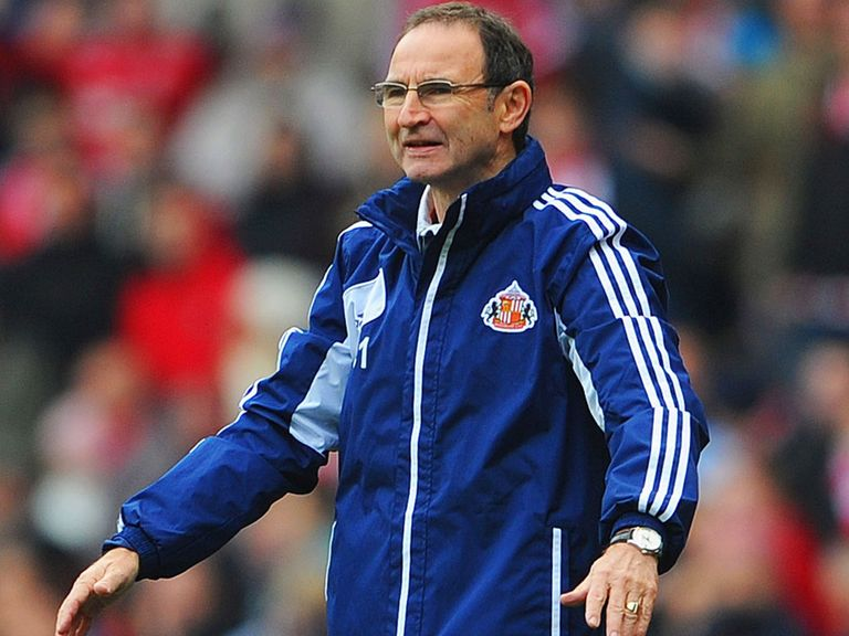 Martin O'Neill: Stand of defiance