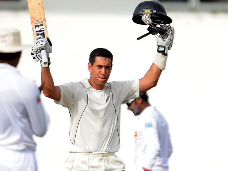 Ross Taylor: Back in New Zealand squad