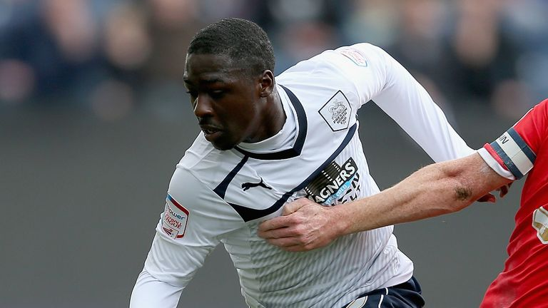 Jeffrey Monakana: Back at Deepdale
