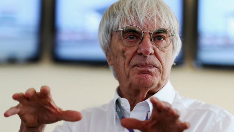 Bernie Ecclestone: Expects to go as F1 chief if found guilty of bribery
