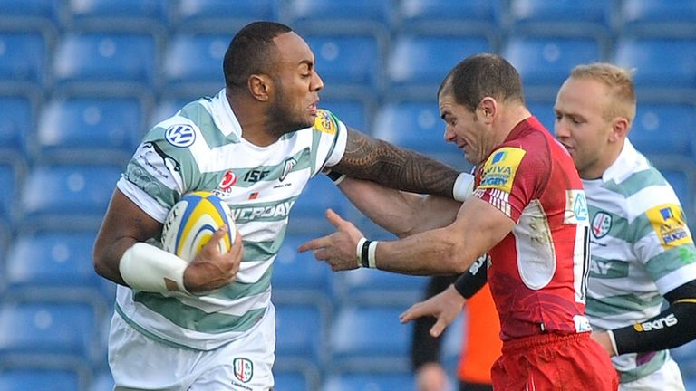 Action from the Kassam as London Welsh beat London Irish