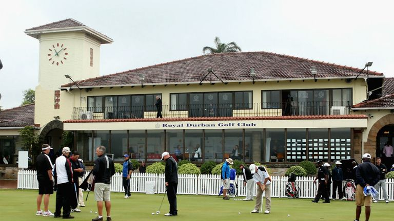 Royal Durban: Conditions too wet to begin 2013 European Tour