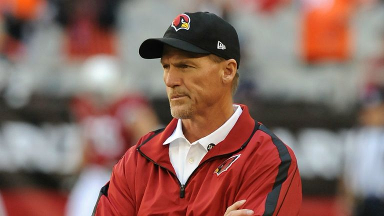 Ken Whisenhunt: axed by Arizona Cardinals after six seasons as head coach