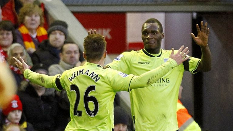 Andreas Weimann: Full of praise for strike partner Christian Benteke