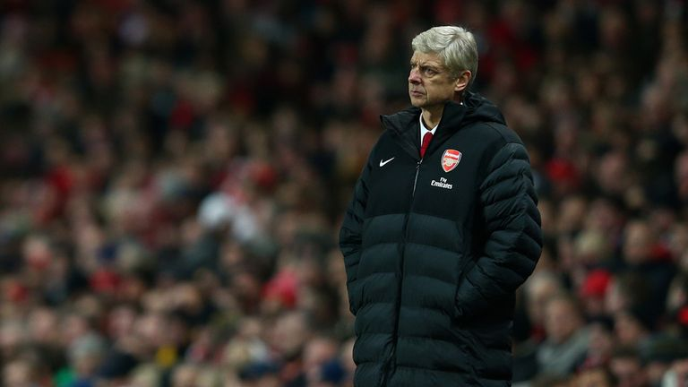 Wenger has seen a host of star names leave Arsenal