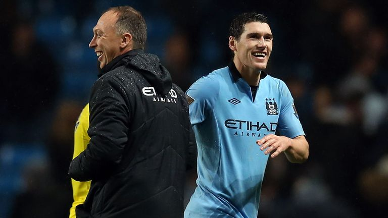 Gareth Barry: 'They surprised me just how good they were in the 1-1 draw at the Etihad in September'