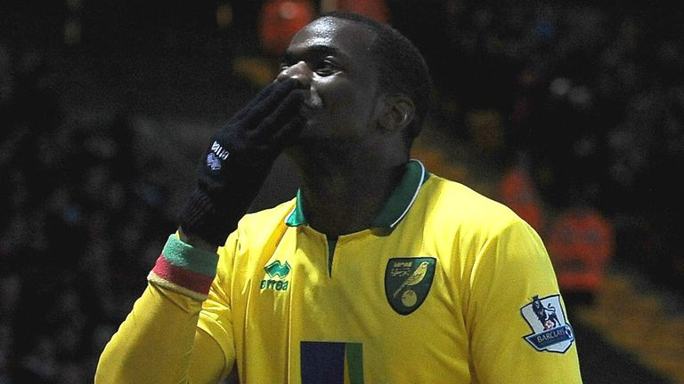Sebastien Bassong: Has been in exceptional form in Norwich's recent resurgence