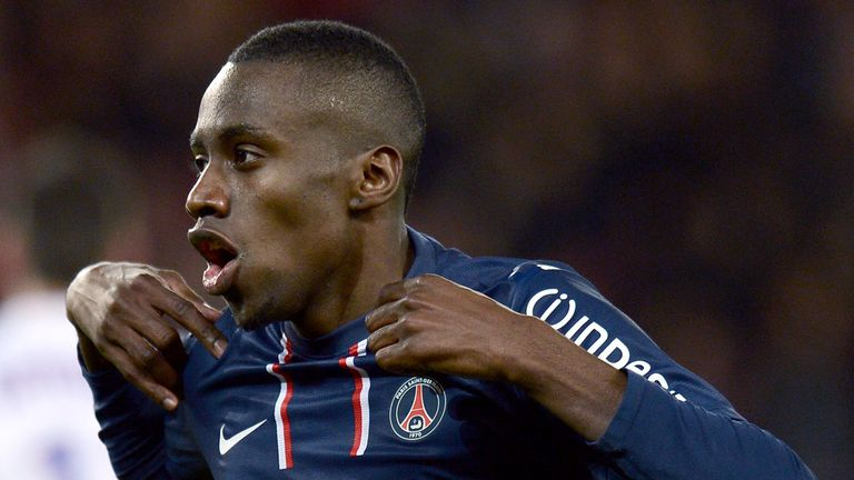 Matuidi: Scored PSG's winner