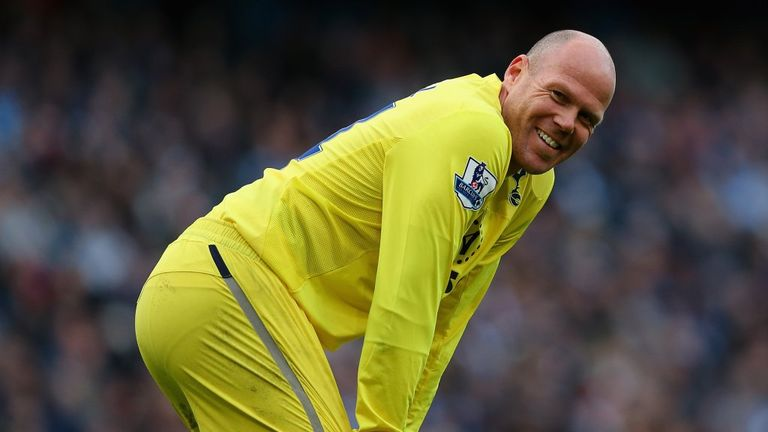 Brad Friedel: Feels Spurs have the quality to progress