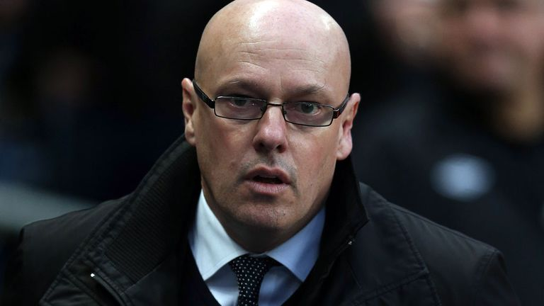 Brian McDermott: Disappointed with Reading's last-minute defeat at the Etihad