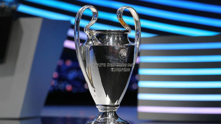 Eight teams still have a chance of lifting the Champions League trophy at Wembley in May