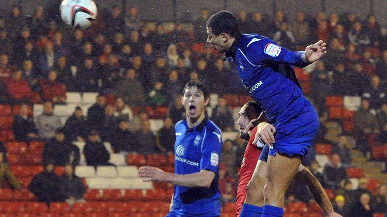 Curtis Davies: Grabbed winning goal for Birmingham