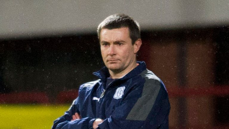 Dundee boss Barry Smith: Hoping to add one more