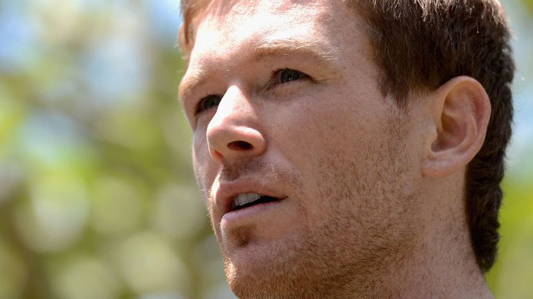 Eoin Morgan: averages 36 in t20 internationals, with a strike-rate of 132