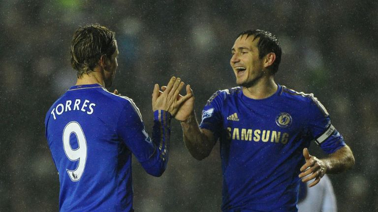 Frank Lampard: Pleased with Chelsea's second-half revival in their 5-1 win at Leeds